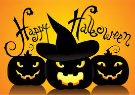 We hope you have a happy and safe Halloween!